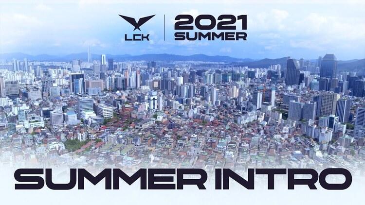 Lịch thi đấu LMHT LCK Mùa hè 2021 mới nhất