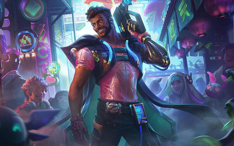 Ra mắt thảm họa, Akshan ngay lập tức đón nhận đợt tăng sức mạnh quan trọng từ Riot Games