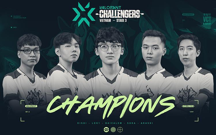 Phục hận thành công, Cerberus lên ngôi xứng đáng tại VCT Vietnam Stage 3 Challengers 2