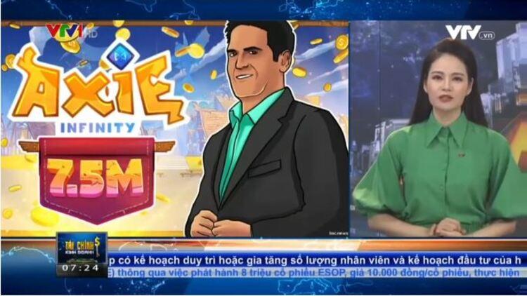 Tựa game do người Việt sản xuất được lên sóng VTV nhờ đạt giá trị vượt mốc 2 tỷ USD