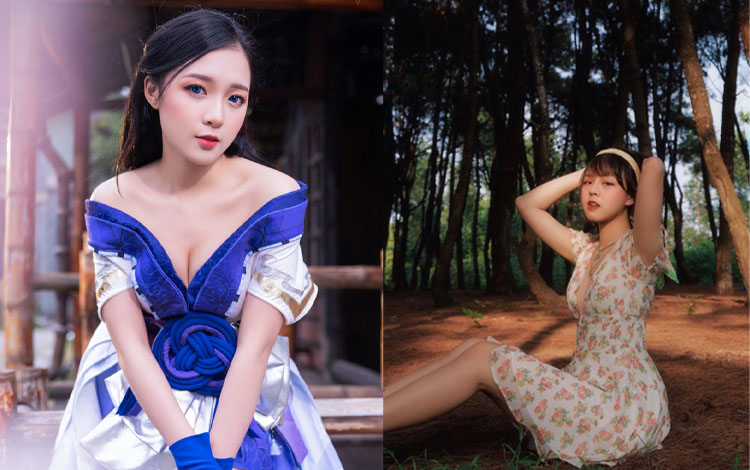 """Hai nữ MC xinh đẹp nhất Esports Việt """"đu trend"""" TikTok khiến bản gốc của """"vợ quốc dân"""" Tiểu Hí hoàn toàn bị lu mờ"""
