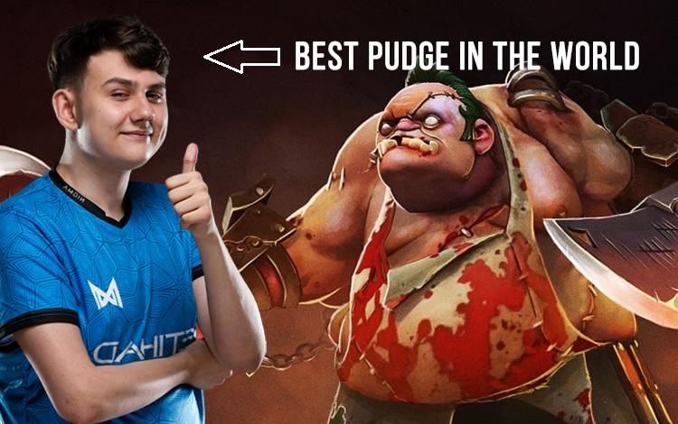 Soán ngôi Anh tôi, Anh Thắng trở thành game thủ chơi Pudge số 1 trên thế giới