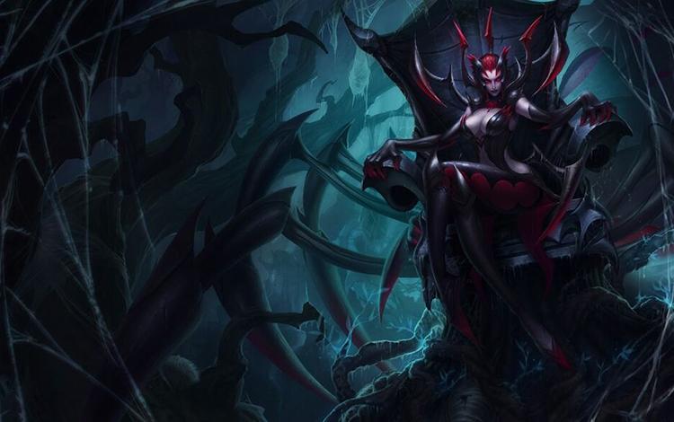 Cốt truyện Liên Minh Huyền Thoại #27 - Elise - Nữ hoàng nhền nhện