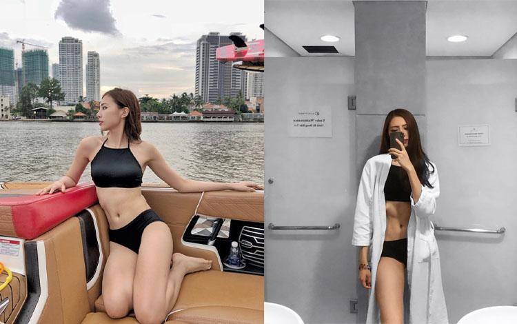 """Giữa mùa dịch, hàng loạt mỹ nữ làng Esports Việt khoe body cực nuột: Không phải cơ bụng săn chắc thì ba vòng cũng """"đốt cháy"""" mọi ánh nhìn"""