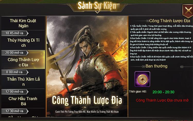 Chỉ sau 1 ngày hé lộ, game thủ Việt hào hứng không ngừng với những hình ảnh đầu tiên về game bom tấn Tam Quốc sắp được ra mắt