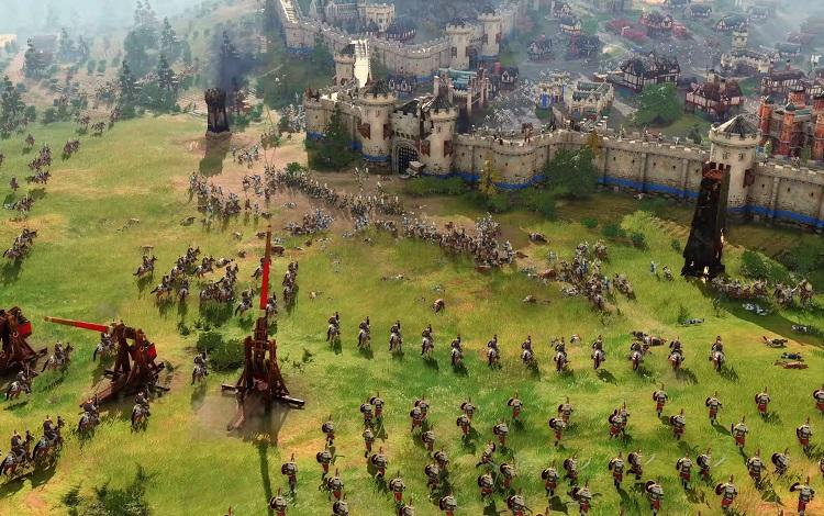 Đế chế 4 Chính thức chốt ngày ra mắt, Siêu phẩm AoE ra đời