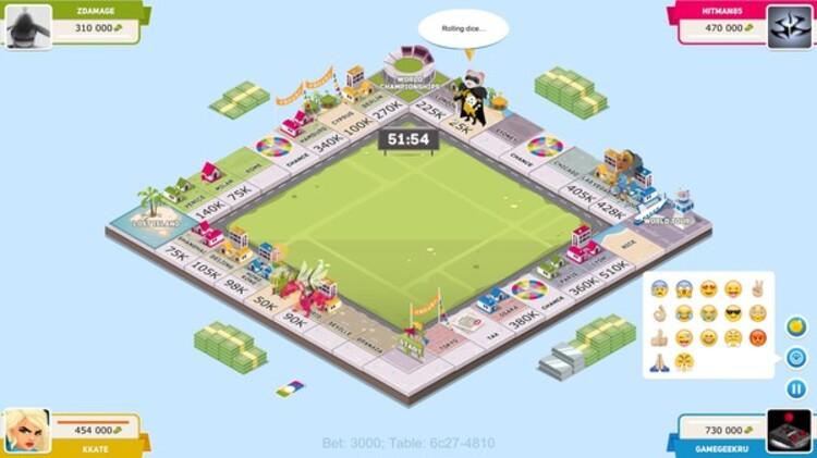 Hướng dẫn chơi game Business Tour - tựa game Monopoly được Độ Mixi và đồng bọn lựa chọn để giết thời gian cho người mới