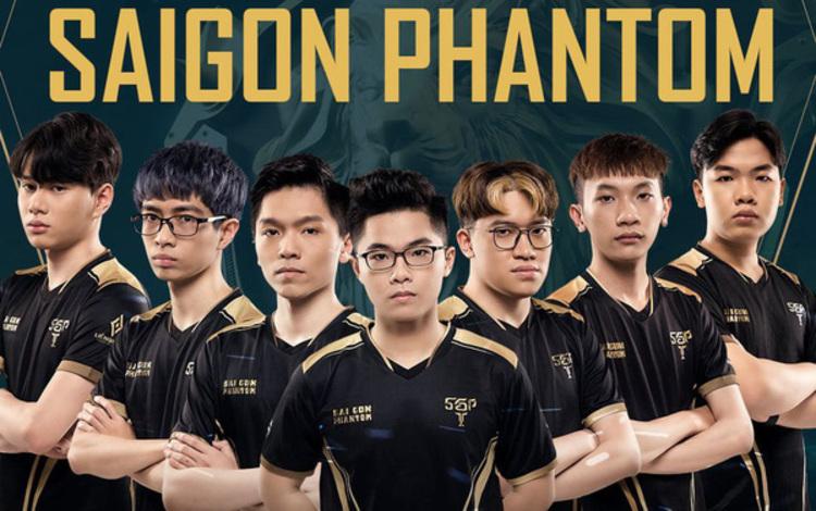 Saigon Phantom bổ sung thêm một tài năng trẻ, quyết tâm đòi lại ngôi vô địch sau màn trình diễn ấn tượng tại AWC 2021
