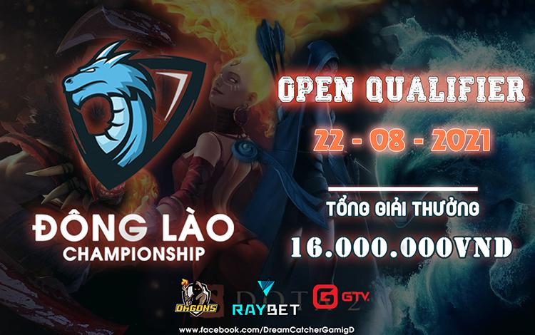 Đông Lào Championship chính thức trở lại, mở cửa đăng ký vòng loại Season 2