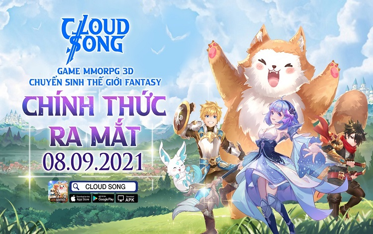 Cloud Song VNG ấn định ra mắt vào ngày 8/9