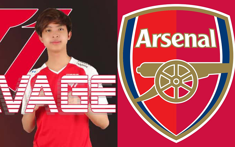 """Đang đánh giải, Carry của T1 vẫn kịp tab ra ngoài để lên Twitter """"khóc lóc"""" vì phải làm fan Arsenal"""