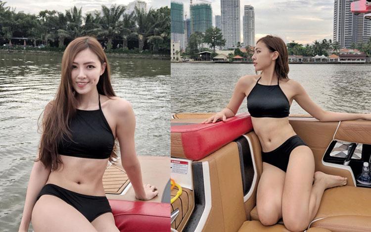 """Không chỉ xinh đẹp, tài giỏi, nữ MC vạn người mê của Tốc Chiến còn sở hữu hình thể săn chắc khiến nhiều fan hâm mộ """"chảy nước miếng"""""""