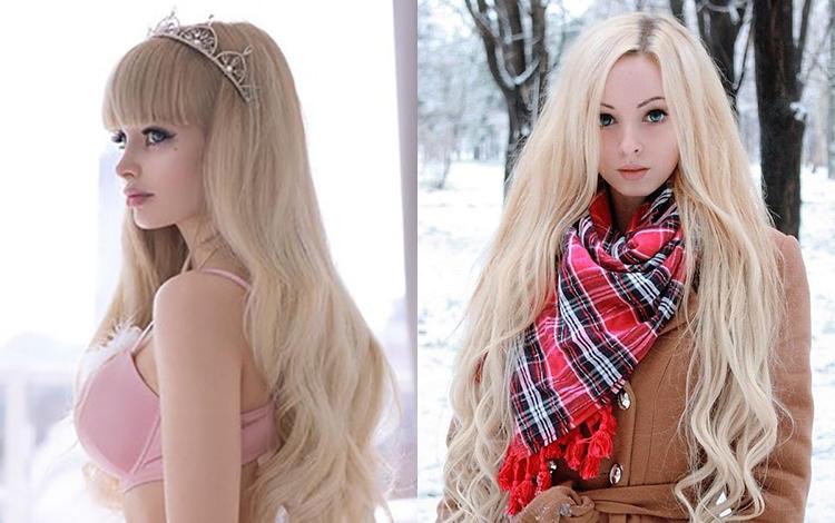 """Nhan sắc có một không hai của những """"nàng búp bê Barbie sống"""" nổi tiếng nhất thế giới"""