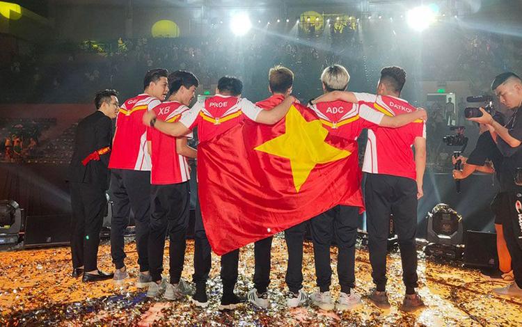 Top 5 nền eSports mạnh nhất tại Đông Nam Á: Liên Quân Việt Nam gánh team