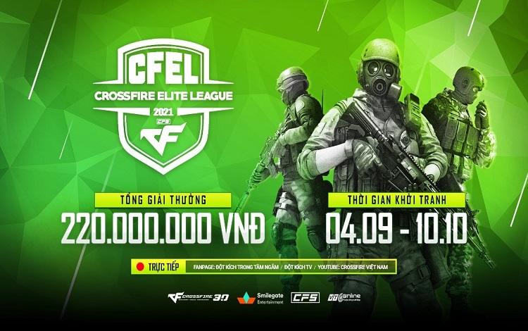 Khởi tranh Việt Nam CFEL 2021 Season 2 – Giải đấu hấp dẫn hơn với những điều chỉnh hợp lý!