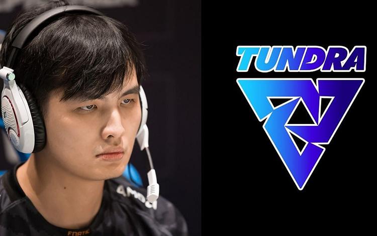 """Iceiceice: """"Thật khó để nói Tundra đã là team Tier 1 hay chưa"""""""