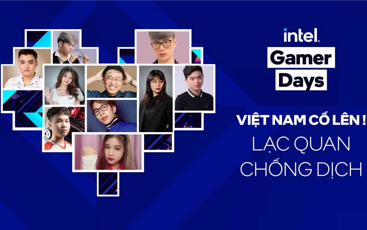 Intel Gamer Days đã chính thức có mặt tại Việt Nam
