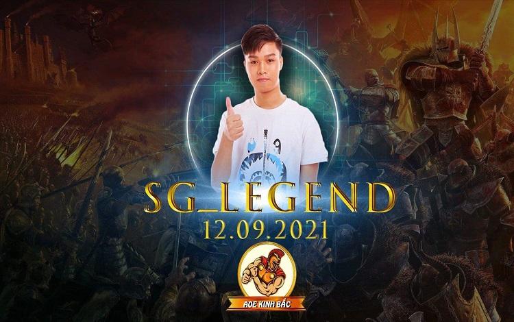 Bản Tin AoE ngày 12/09: SG_Legend cái tên làm rúng động cộng đồng AoE là ai?