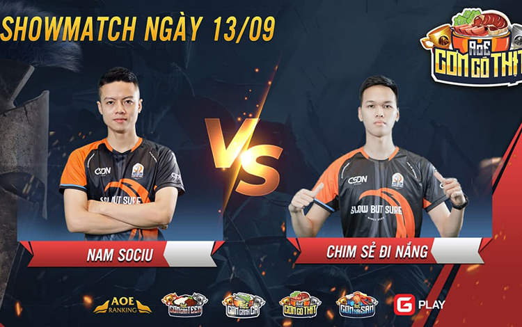 Chim Sẻ Đi Nắng vs Namsociu - Showmatch khẳng định chính mình?
