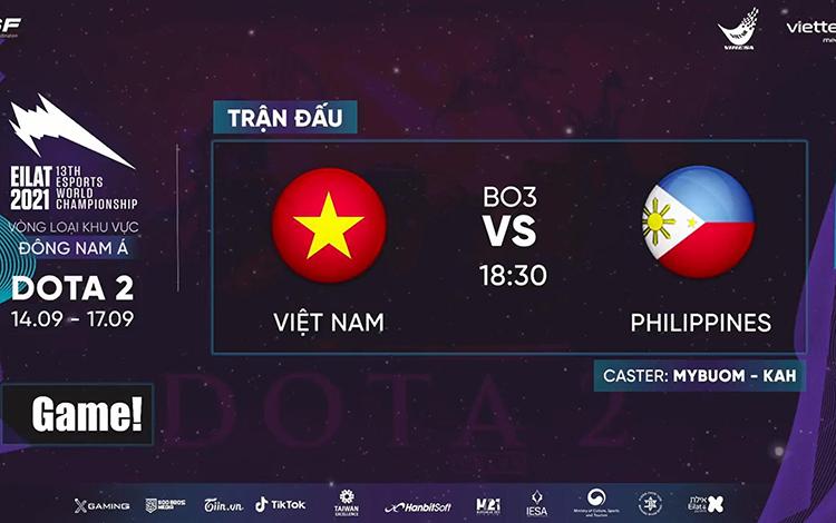 Thiếu nhân sự, Dota 2 Việt Nam chấp nhận bỏ giải tại vòng loại iESF WC 2021