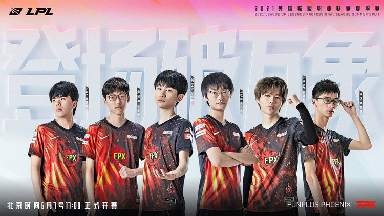 Giới thiệu các đội tuyển tại CKTG 2021 #2: FunPlus Phoenix: Cần lắm sự ổn định ở trận đấu quyết định