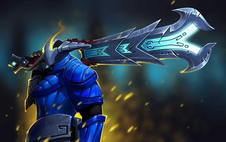 """Ramzes: """"Sven vừa là Hero mạnh nhất, vừa khó để counter nhất"""""""