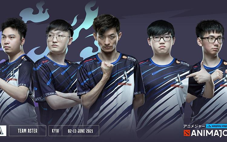 Kịch bản nào cho Team Aster tại TI10 sắp tới?