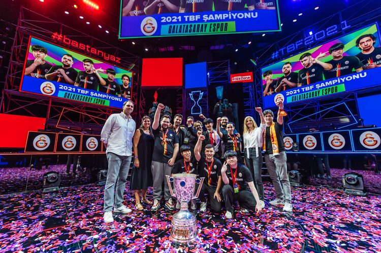 Giới thiệu các đội tuyển tham dự CKTG 2021 #18: Galatasaray Esports: Hy vọng mong manh lọt vào vòng bảng