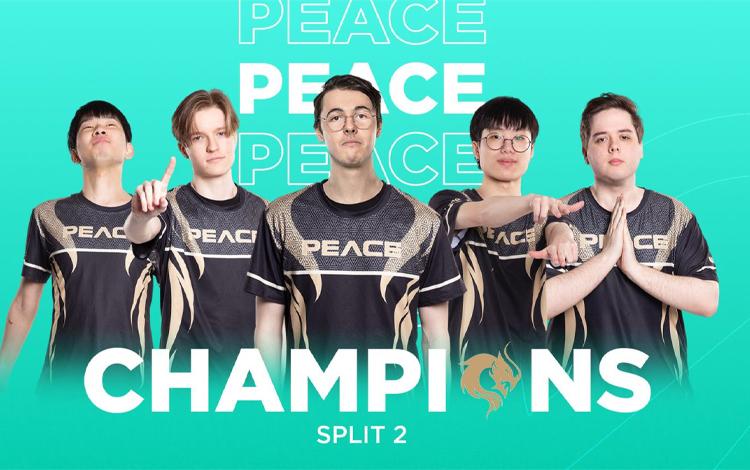 Giới thiệu các đội tuyển tham dự CKTG 2021 #22: PEACE: Niềm cảm hứng Pentanet.GG có đủ để làm nên điều kỳ diệu?