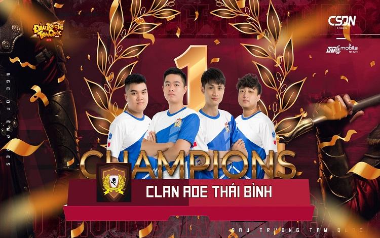 AoE Super League Đấu trường Tam quốc: Chim Sẻ thất bại trong chính giải đấu mà mình tổ chức