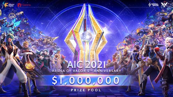 Kỷ niệm 5 năm tổ chức, AIC chính thức khởi tranh từ tháng 11 với tổng giải thưởng hơn 23 tỷ đồng