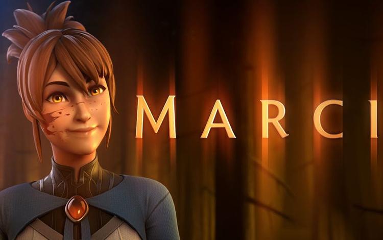 Nghe lời fan, Valve chính thức biến Marci trở thành Hero của Dota 2