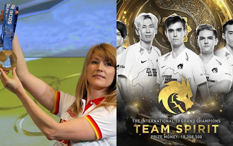 Nghị sĩ Hạ Viện Nga tranh cãi vì chức vô địch TI10 của Team Spirit