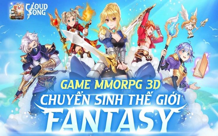 Mừng 20/10, Cloud Song VNG tặng quà cho toàn bộ game thủ bất kể nam nữ