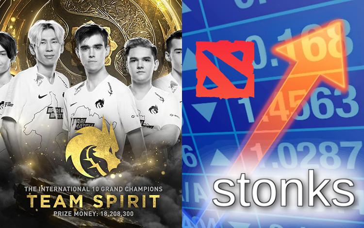 Team Spirit đã hồi sinh Dota 2 như thế nào?