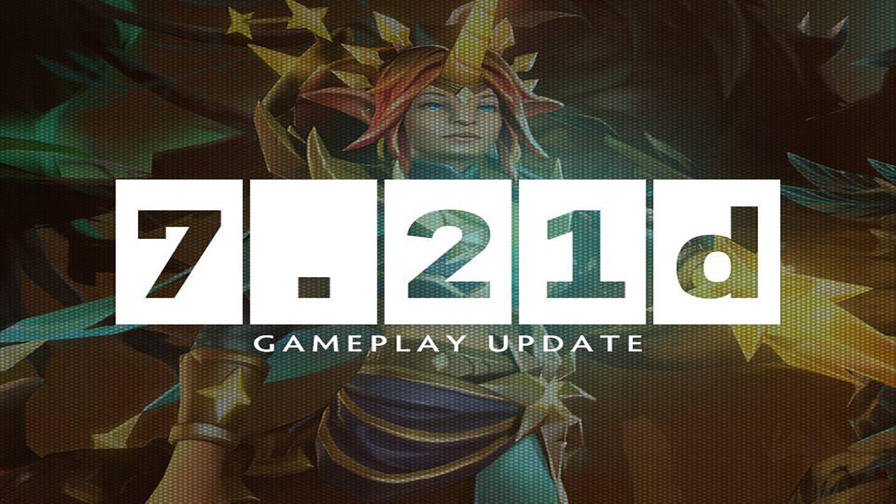 [DOTA2] Điểm nổi bật của patch 7.21