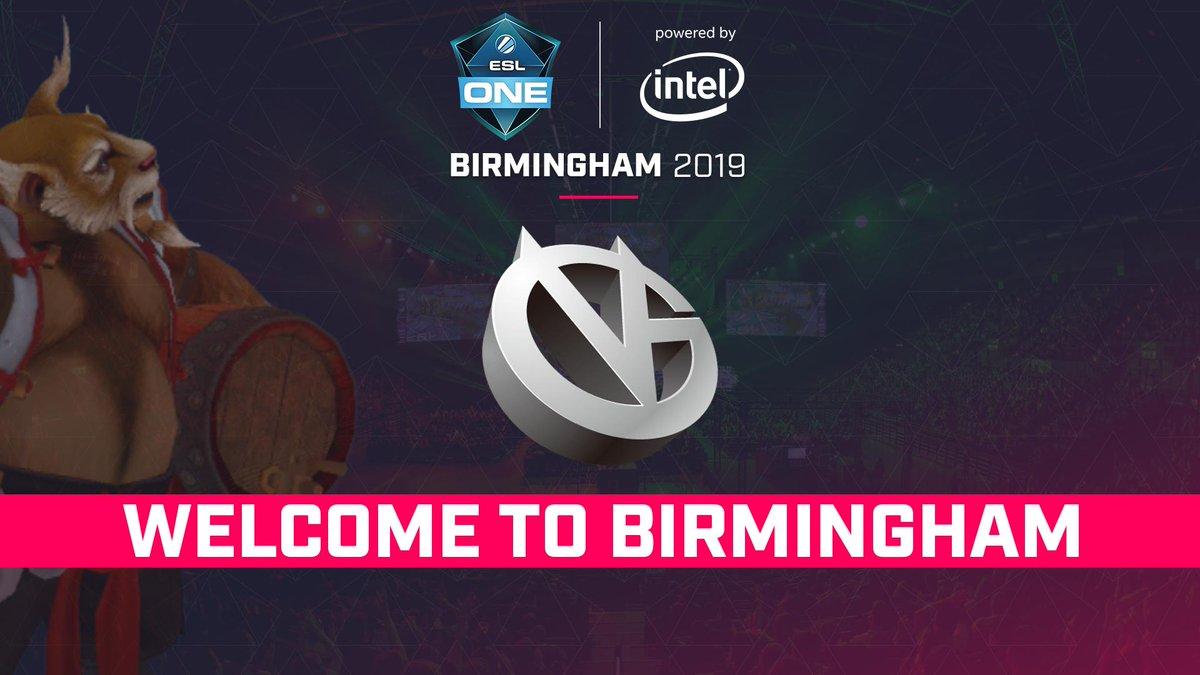 [Dota 2] ViCi Gaming thẳng tiến tới Birmingham