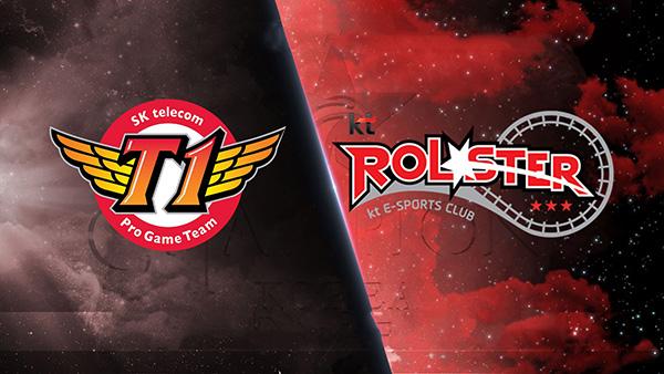[LMHT] SKT T1 vs KT Rolster: Đại chiến viễn thông