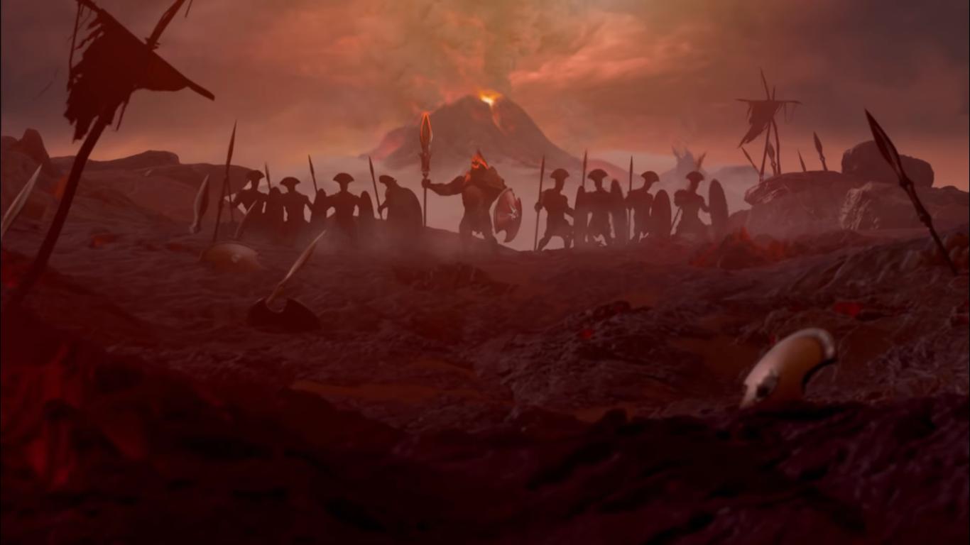 [DOTA 2] Mars xuất hiện - Đứa con của thần Zeus