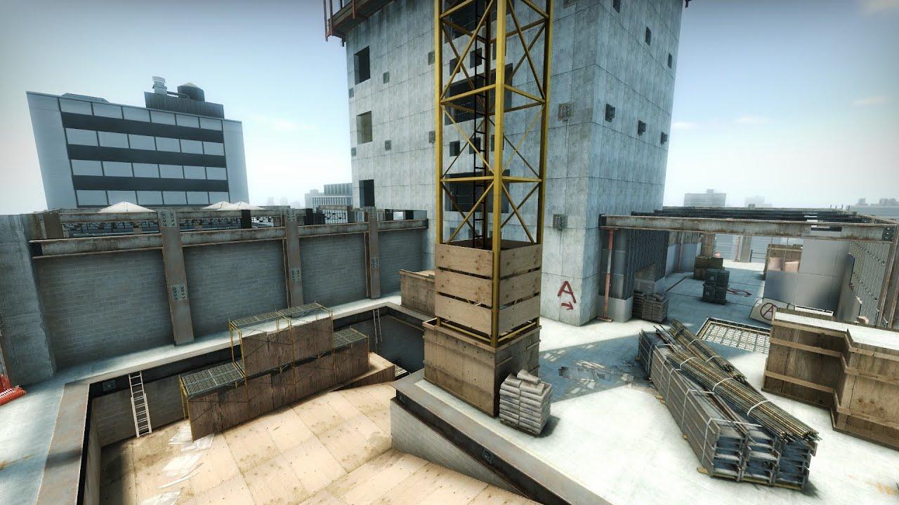 [CS:GO] Một số trick - tip cho game thủ tại bản đồ Vertigo