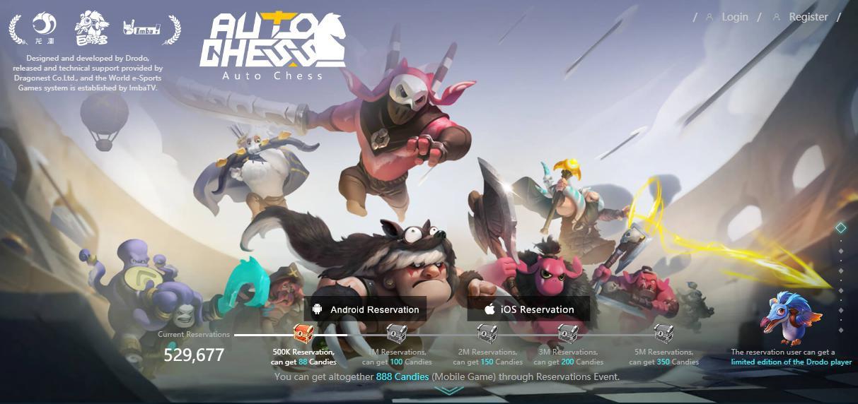 [Auto Chess Mobile] Hướng dẫn cách tải game cho Android và đăng nhập