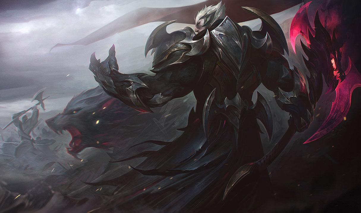 [LMHT] Thống trị đường trên với Darius Mưa kiếm