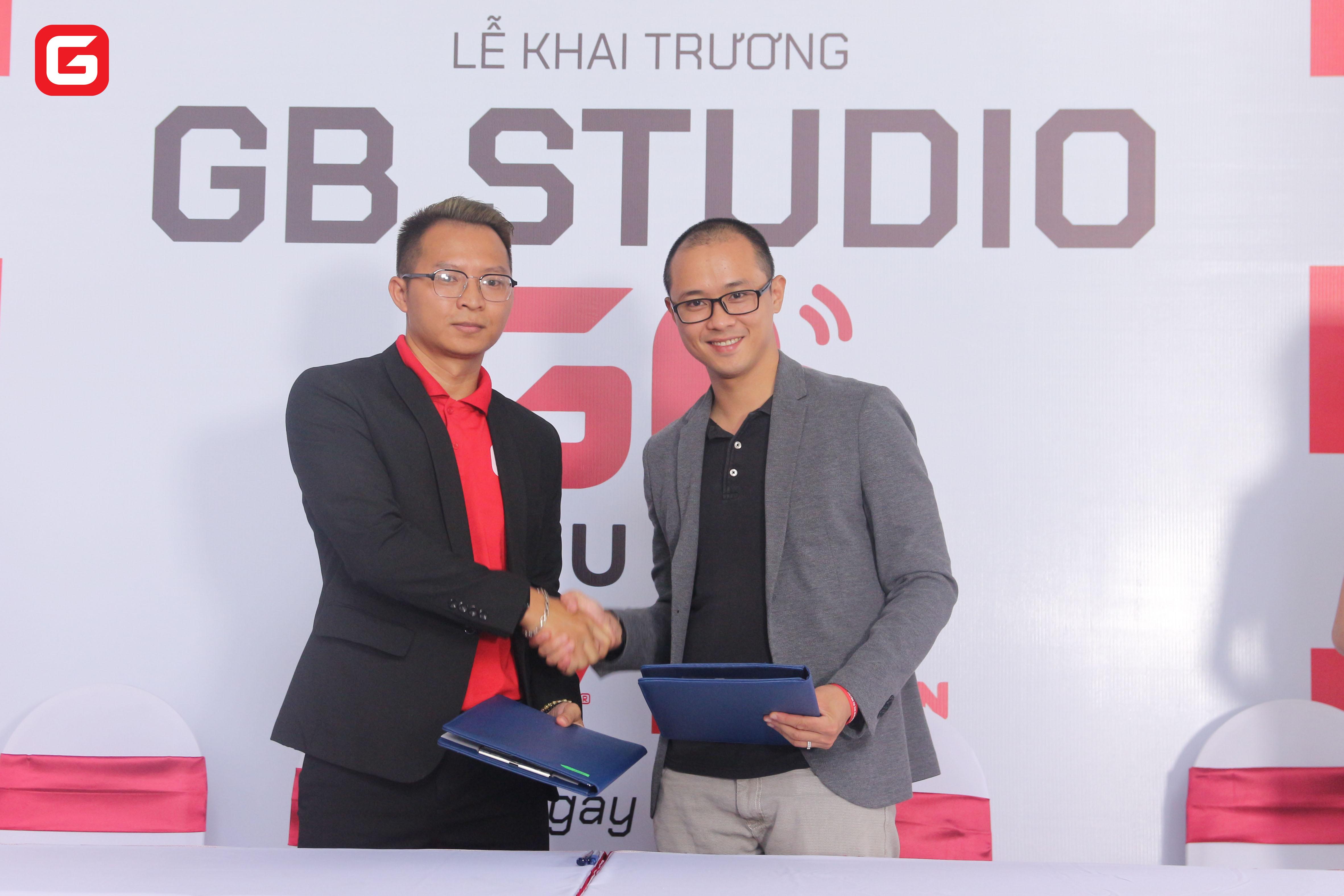 Toàn cảnh buổi lễ khai trương GB Studio ngày 8/5/2019