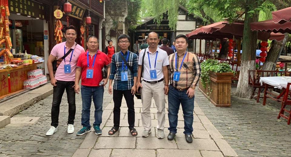 Đội tuyển cờ tướng Việt Nam xuất sắc lên ngôi tại giải cờ tướng quốc tế Chu Trang Bôi 2019