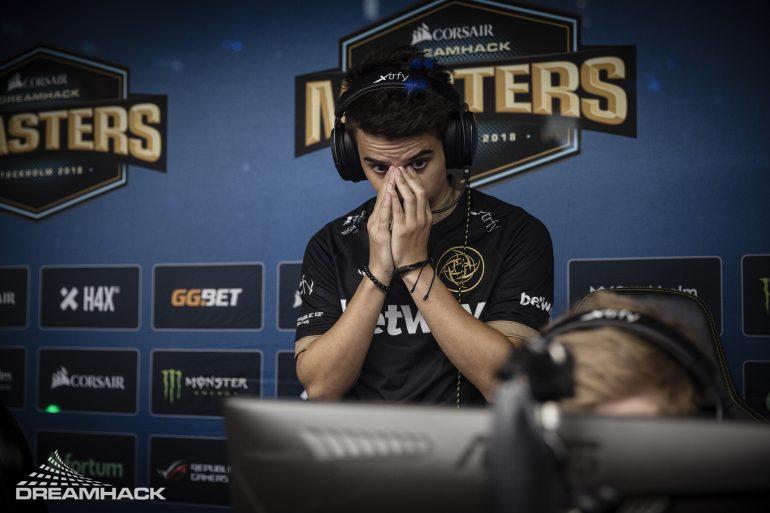 [CS:GO] Coach Pita của NiP sẽ stand-in cho dennis tại DreamHack Masters Dallas