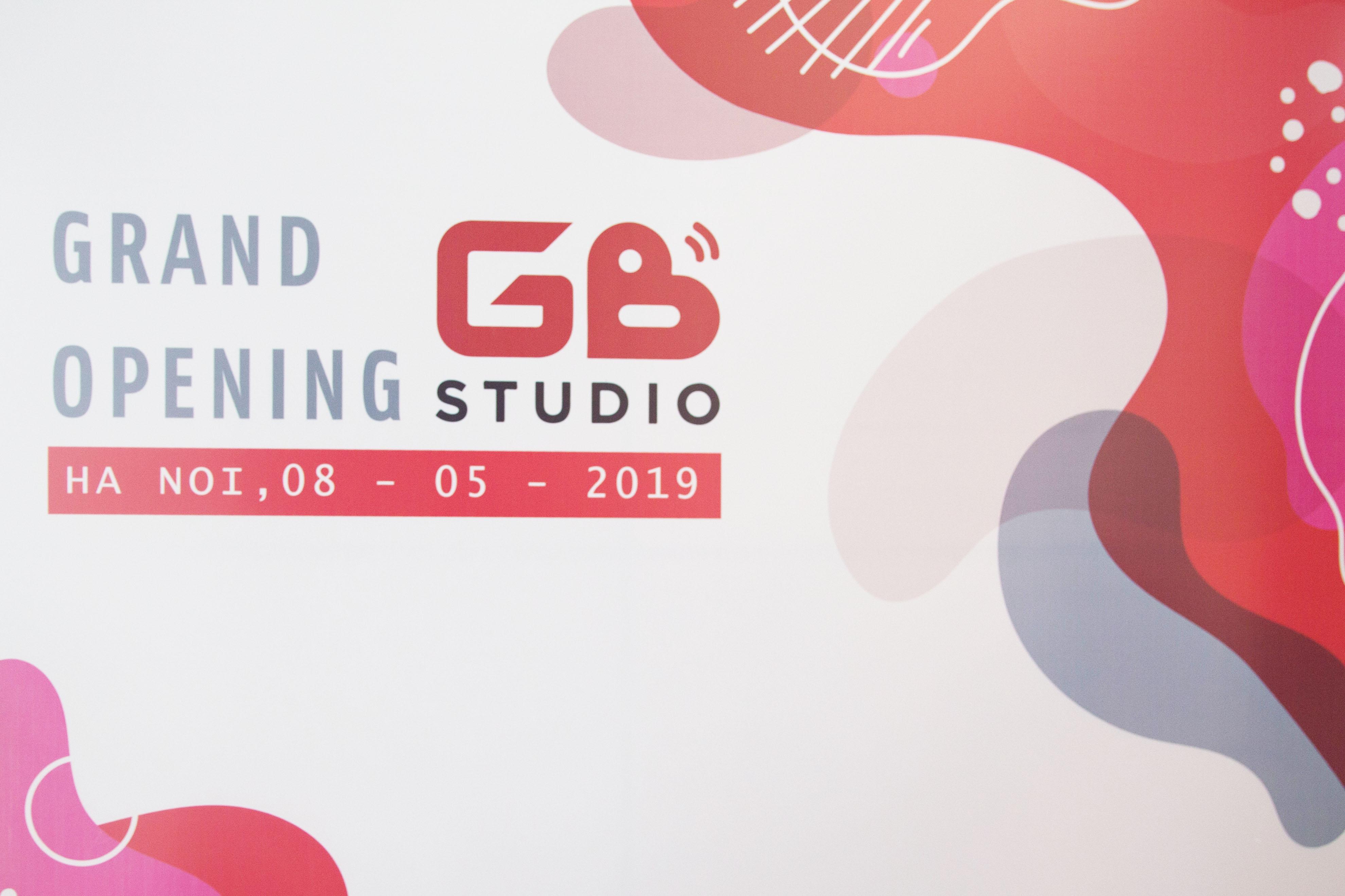 Khai trương văn phòng GB Studio đánh dấu mốc hợp tác chiến lược của GTV và BEATVN