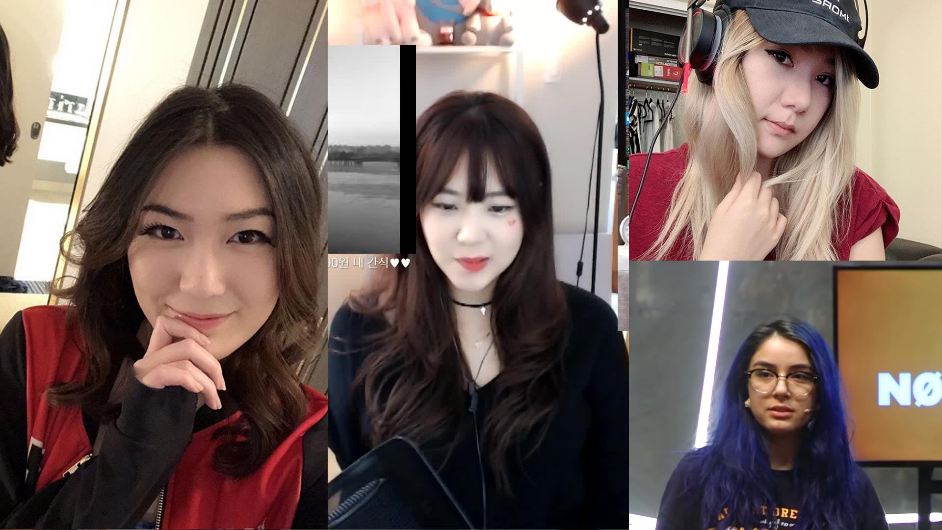 [Dota Auto Chess] Những nữ streamer nổi tiếng