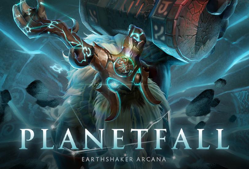 [DOTA2] Arcana Earthshaker chính thức xuất hiện