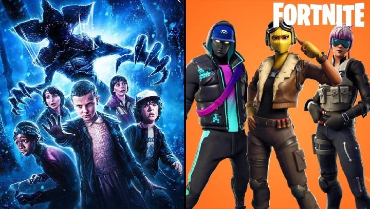[Fortnite] Sự kiện Stranger Things có thể sẽ sớm xuất hiện trong Fortnite Season 9
