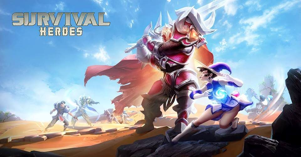 Tải và chơi Survival Heroes dễ dàng trên phần mềm giả lập GTV Player, game thủ khỏi lo nóng máy, chai pin điện thoại.